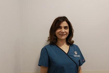 Dr Sam Charbine