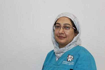Dr Ayesha Khattak